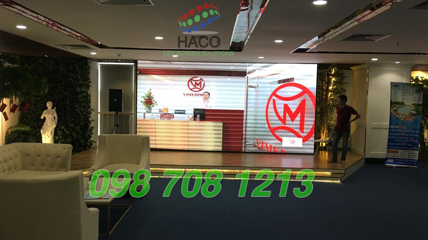 Tập đoàn VimeGroup - VimeLand Tòa nhà Sông Đà