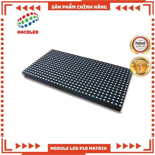 module led p10 ma tran chay chu 1 mau ngoai troi outdoor 320x160